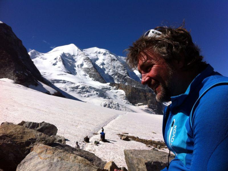 Klettersteig Piz Trovat : Privatbergführer thomas hafenmair piz palü und klettersteig